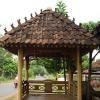 Gazebo Ukir Semi Tumpang Sari Joglo