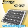 Modul Surya Sunrise 50WP
