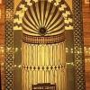 Relief Interior dan Mihrab Masjid