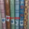 karpet lantai plastik UK 1, 2mtr / 2mtr