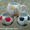 Mug Keramik Mug Bola