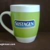Mug keramik Corel atau mug corning