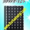 Modul Surya 10 Wp-12V