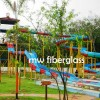waterslide fiberglass