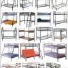 Metal Bunkbed –Dormatory beds-Ranjang susun besi