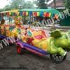 kereta sepeda motor model gajah