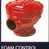 FOAM CONTROL VALVE