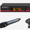Wireless Microphone Handheld  Sennheiser