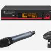 Wireless Microphone Handheld  Sennheiser