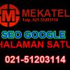 SEO GOOGLE 021-51203114