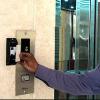Lift access control, elevator floor control system