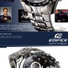 CASIO EDIFICE EF-543D-1A (WB)