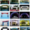 BALON GATE,BALON GAPURA,INFLATABLE GATE