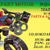 DISTRIBUTOR SPARE PART MOTOR
