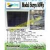 Solar Panel 50Wp Polycrystalline