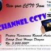 1 Channel CCTV Analog Camera
