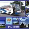 Bus Wrap / Sticker untuk Bus PO BIMO