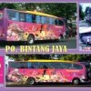 Vehicle Wraps / Sticker untuk Bus PO Bintang Jaya