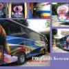Bus Wrap / Sticker untuk Bus PO Pundi Kencana