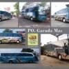 Bus Wrap / Sticker untuk Bus PO Garuda Mas