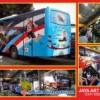 Bus Wrap / Sticker untuk Bus Persepam
