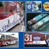 Bus Wrap / Sticker untuk Bus Partai Demokrat