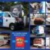 Vehicle Wraps / Sticker untuk Daihatsu Grandmax & Mobil Box