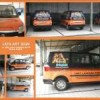 Vehicle Wraps / Sticker untuk Suzuki APV