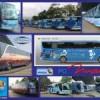 Bus Wrap / Sticker untuk Bus PO Nusantara Symphoni