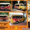 Vehicle Wraps / Sticker untuk Mitsubishi L 300