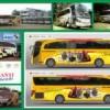 Bus Wrap / Sticker untuk Bus PO Cipaganti