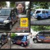 Vehicle Wraps / Sticker untuk Daihatsu Grandmax
