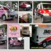 Vehicle Wraps / Sticker untuk Daihatsu Grandmax & Luxio