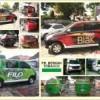 Vehicle Wraps / Sticker untuk Toyota Avanza & Suzuki APV