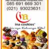Aneka Kue Kering Ina Cookies