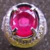 CINCIN BATU MULIA RUBY ( Code : RB0009 )