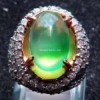 BATU MULIA GREEN CALCEDONY ( Code : GCL0001 )
