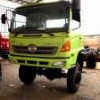 Truk 4x4 / Truck Four Wheel Drive ( 4WD ) / Truk Double Gardan HINO FG Series