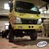 Truk 4x4 / Truck Four Wheel Drive ( 4WD ) / Truk Double Gardan MiITSUBISHI Super HD