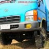 Truk 4x4 / Truck Four Wheel Drive ( 4WD ) / Truk Double Gardan HYUNDAI