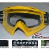 GOGGLE GRAYFOSH YELLOW