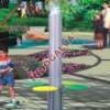 Tiang Lampu Taman Modern Minimalis Tipe CP8110