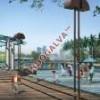 Tiang Lampu Taman Modern Minimalis Tipe CP8107