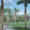 Tiang Lampu Taman Modern Minimalis Tipe CP8104