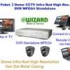 Paket CCTV 2 Kamera Infra Red High Resolusi - harga spetakular