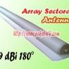 Array Sectoral 19 dBi 180° | by GAT