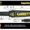 Garrett Superscanner handhelds Metal Detector