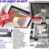 LAMPU SOROT LED 80 WATT