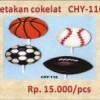 cetakan coklat chy-116