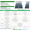 Solar Water Heater 150 Liter
